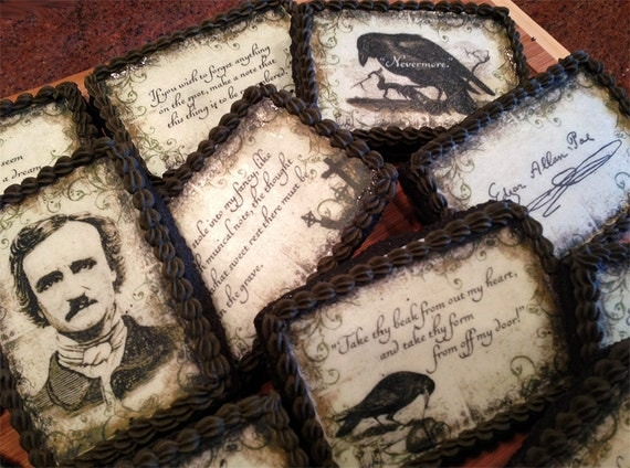 Edgar Allan Poe Quotes About the Moon