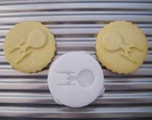 ENTERPRISE inspired COOKIE Stamp, recipe and instructions - make your own Star Trek inspired cookies