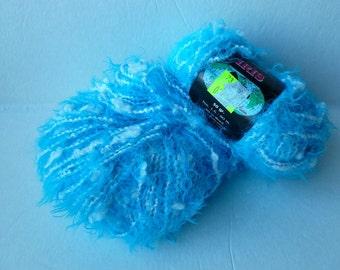 Sale Turquoise Iris by Dark Horse Yarn
