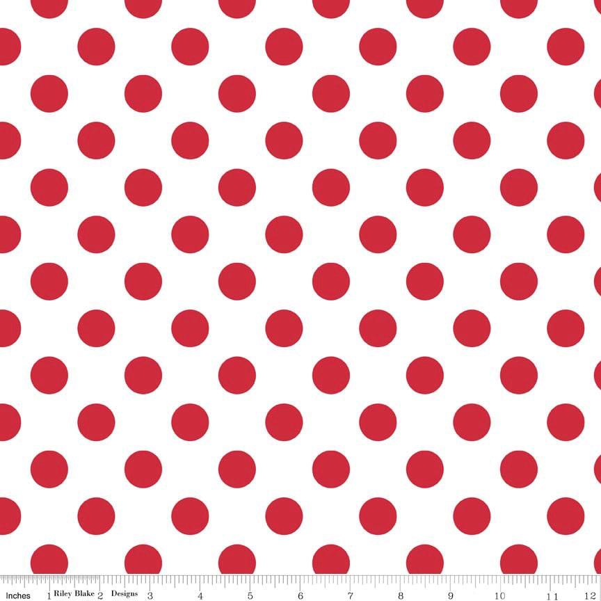 red white dots wallpaper - photo #28