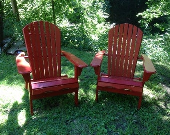 Adirondack Chair in Custom Colors and Designs