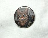 Daryl Dixon cat 1.5 pin back button