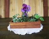 Wedding Center Piece, Wedding Crate Centerpiece, Table Centerpiece,Kitchen Centerpiece, Party Table Center Piece, Decorative Wood Boxes,