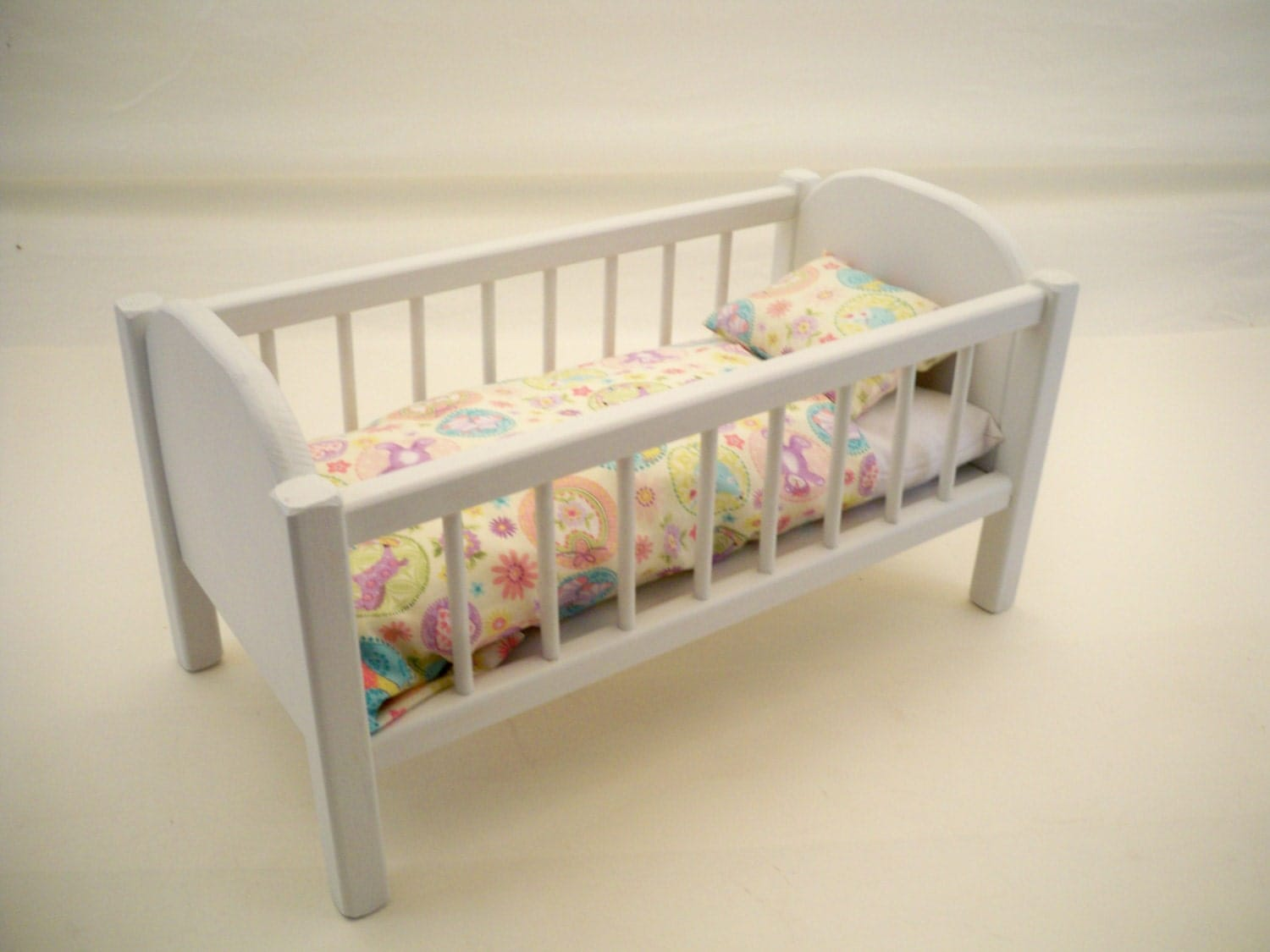 Marvelous photograph of Wood Doll BedBaby Doll Crib 18 inch Doll Crib by HummelCreations with #90603B color and 1500x1125 pixels
