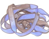 Sassy Silks Hand Painted/Dyed Ribbons Celestial