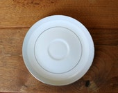 SALE 35% OFF Vintage Saucer - Harmony House Nannette 3532. C12