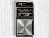 Retro Pocket Radio IPHONE CASE | iPhone 6 / 6S | iPhone 6 / 6S PLUS | iPhone 5/5S | iPhone 5C | iPhone 4/4S cover