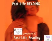 Cert & Past-Life Reading 1 Hour -  with Jelila