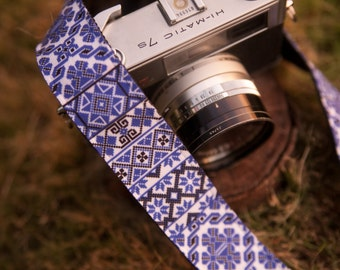 Personalize Camera Strap - Qinghua for DSLR and Mirrorless