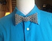 Chainmaille Bow Tie, Chain mail bow tie