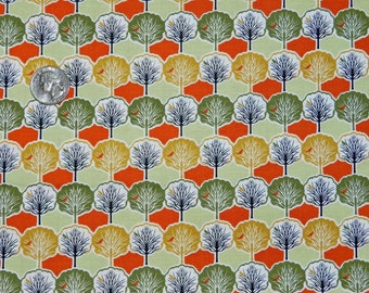 Town and Country London Tree - Fabric By The Yard