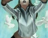 The Dove Queen