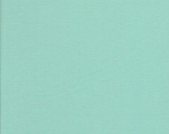 Kona Solid Pond - Green Fabric - Robert Kaufman