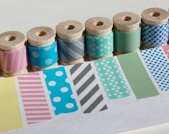 Maggie Holmes Edition Washi Tape for Project Life