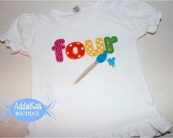 Painting Party Birthday Shirt - Art Theme - Paint Palette