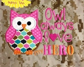 Upgrade Embroidery Design for Military Minky Blanket