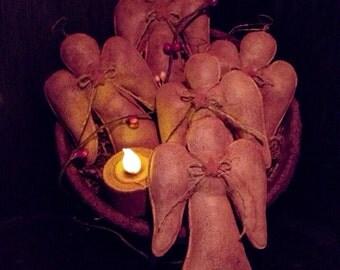 Primitive Angels Bowl Fillers / Ornaments