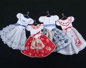 DIY Hanky Dress Pattern 105 106