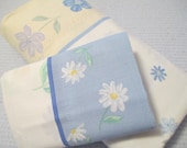 Daisy & Butterfly Twin Sheet w/ Pillowcase