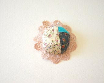 Little Pincushion With Lace