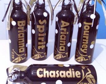 Personalized Team Sports Field Hockey Water Bottle