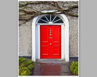 Items Similar To Ireland Photography Architecture Door