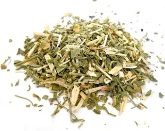 Organic RUE, Ruta Graveolens - Dried Herb - A Long History of Traditional Use - Tea, Potpourri, Incense