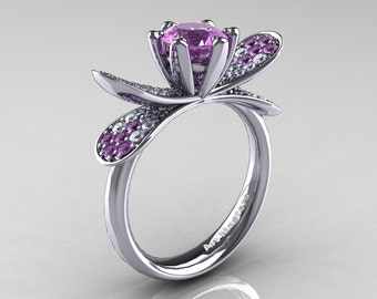 nature wedding rings leaf and vine ring etsy 6099
