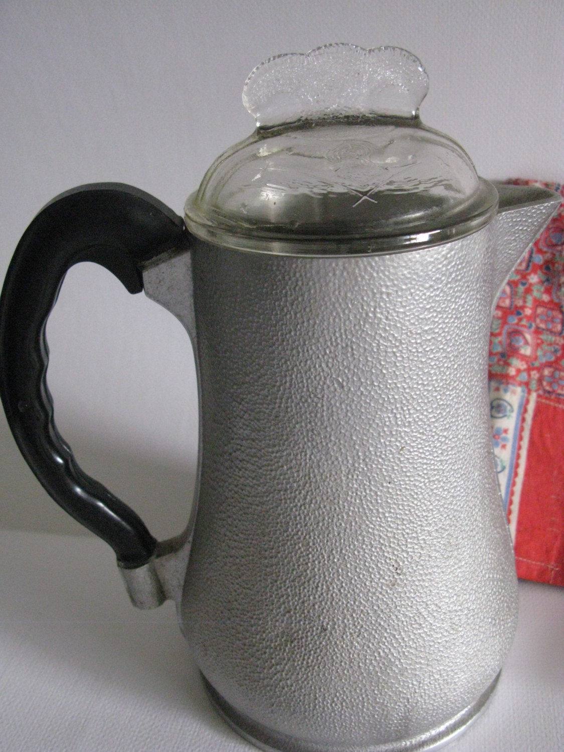Vintage Guardian Service Ware Coffee Pot Aluminum Usa