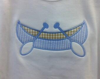 Canoe short sleeve shirt
