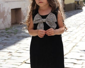 Girl linen dress – Etsy