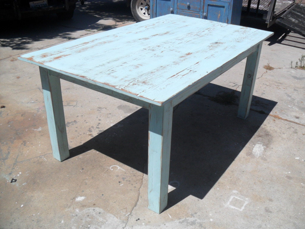 reclaimed wood kitchen dining table usa made