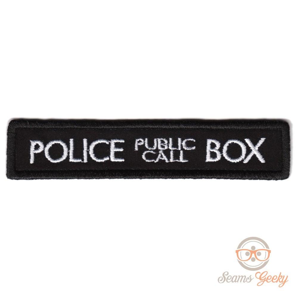 doctor who tardis police box inspired. Black Bedroom Furniture Sets. Home Design Ideas