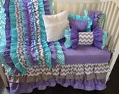 Custom Crib Bedding Dallas Texas