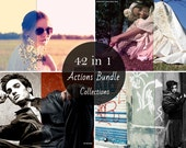 42 in 1 Premium Photoshop Actions Bundle