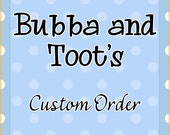 Custom Order for virgogurl