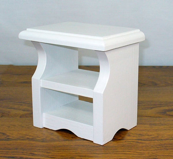 Night Stand American Girl Doll Furniture 18 Doll
