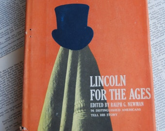 Vintage Book, Lincoln for the Ages