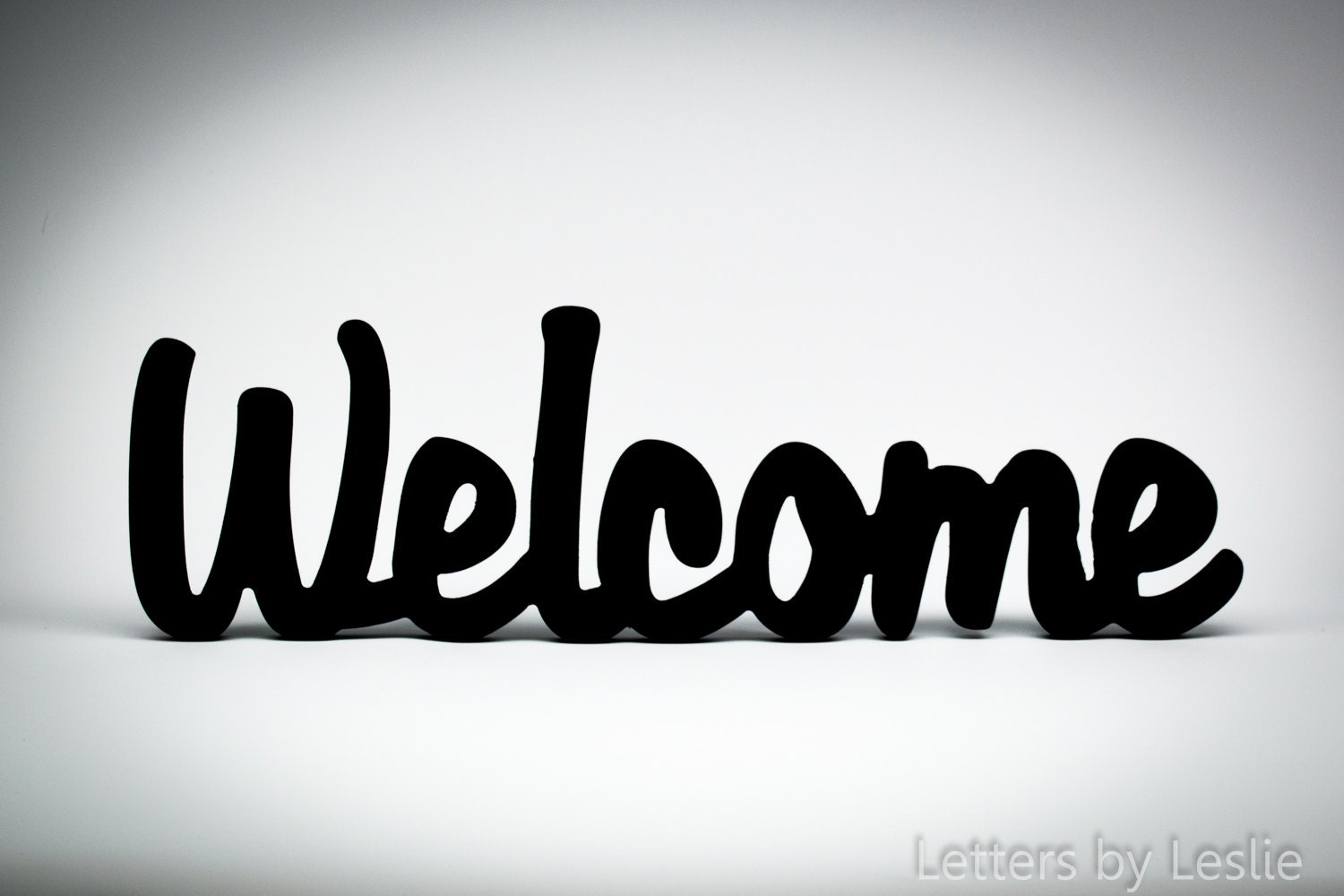 Wooden Wall Sign Welcome Wall Home Decor Business Decor