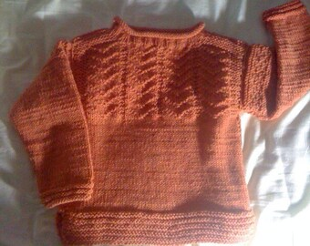 Size 4T Guernsey Sweater