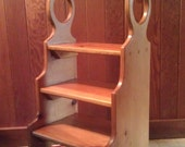 Step Stool with 3 Steps
