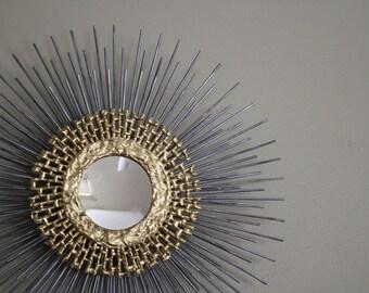 16in Starburst / Sunburst Mirror #1003