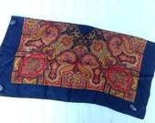 Vintage Liberty of London Paisley scarf
