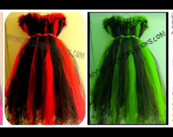 Adult , Teen, and Kids TUTU dress