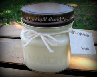 Sugar Cookie Soy Candle Dye Free