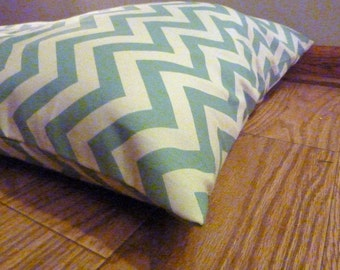 Chevron Dog Bed - Personalized Dog Bed Cover - Pet Bed Cover - Monogram Pet bed - Dog Bed Cover- 8 colors