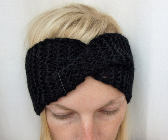 Knitted Headband knit hair band Headbands Winter Ear Warmer