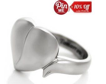 Promise Ring, Love Ring, Poesy Ring - Today Tommorow & Always, Best Gift for Girlfriend, Boyfriend, Family