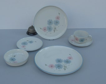 Franciscan  May Time Dishware-- Mid- Century Modern Dishes