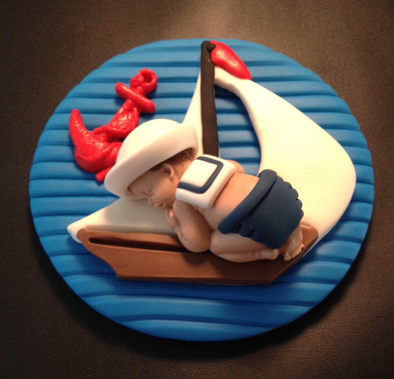 Cake Topper Sailor